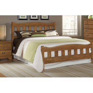 Creek Side Panel Bed by Carolina Furniture Works, Inc.
