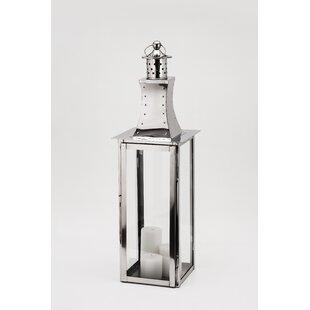 Fashion N You by Horizon Interseas Tower Steel Lantern