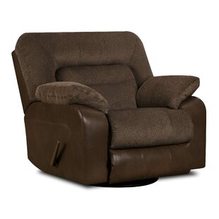 Red Barrel Studio Triggs Manual Rocker Recliner by Simmons Upholstery