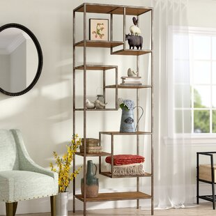 Riverdale Etagere Bookcase Laurel Foundry Modern Farmhouse