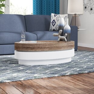 Delwood Coffee Table By Wade Logan