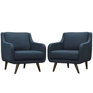 Verve Armchair (Set of 2) by Modway