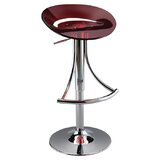 Kumra Adjustable Height Bar Stool by Orren Ellis