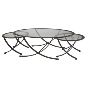 Wellington Coffee Table by Allan Copley Designs