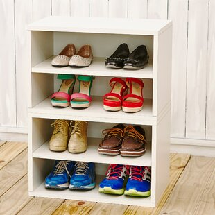 Way Basics Florence Storage Standard Bookcase