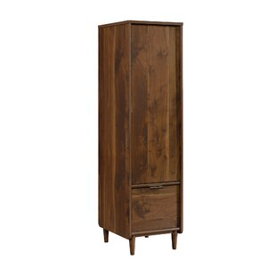 Cutrer 1 Drawer Vertical Filing Cabinet