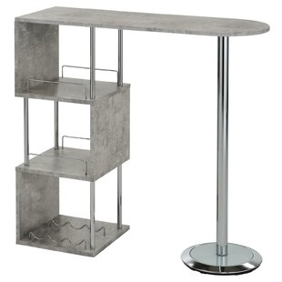 Crestside Home Bar With Wine Storage By 17 Stories