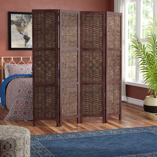 World Menagerie Collins 4 Panel Room Divider