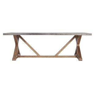 Alena Dining Table by Ophelia & Co.