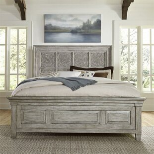 Morell King Low Profile Platform Bed by One Allium Way