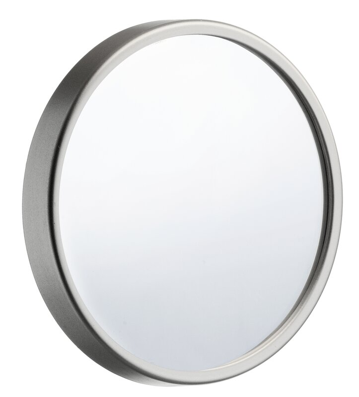 Orren Ellis Neiges Outline Modern Magnifying Makeup Mirror