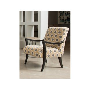 Sam Moore Dante Exposed Wood Arm Chair