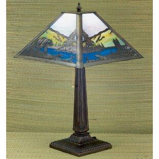Bear Creek 21.5 Table Lamp