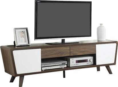 Dormer Modern Tv Stand For Tvs Up To 70 Quot Amp Reviews Allmodern