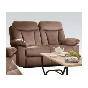 Elisha Motion Reclining Loveseat by ACME Furniture