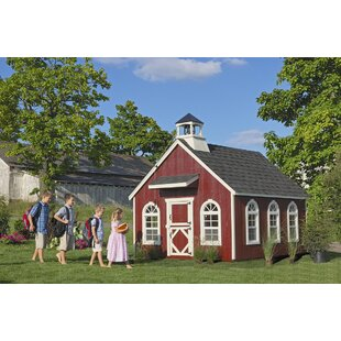 Best Stratford School Playhouse By Little Cottage Company