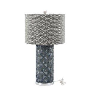 Giuliani Modern Cylindrical 28 Table Lamp