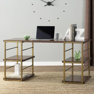 Langley Street Copper Canyon Desk