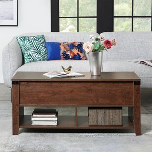 Coren Lift Top Coffee Table with Storage