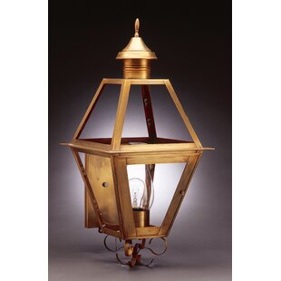 Looking for Boston 1-Light Outdoor Sconce By Northeast Lantern