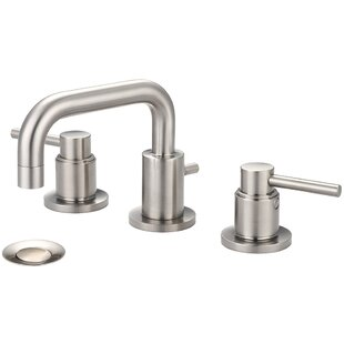 Pioneer Motegi Widespread Bathroom Faucet with Drain Assembly