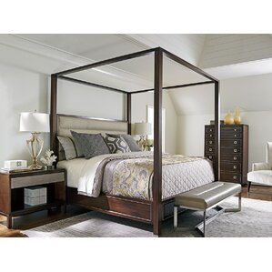 Bedroom Sets Canopy canopy bedroom sets you'll love | wayfair