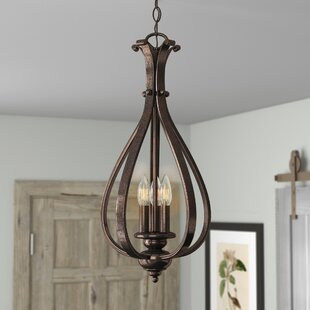 Three Posts Enfield 3-Light Foyer Pendant