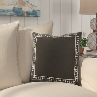 Southlake Cotton Throw Pillow