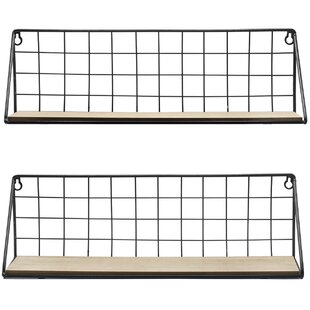 Prentice Wall Shelf (Set of 2)
