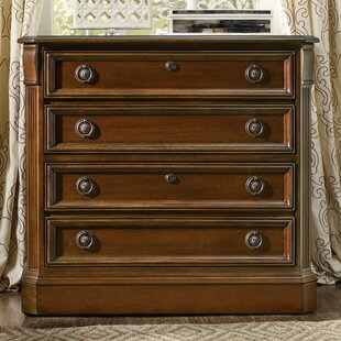 Hooker Furniture Brookhaven 2-Drawer Lateral Filing Cabinet