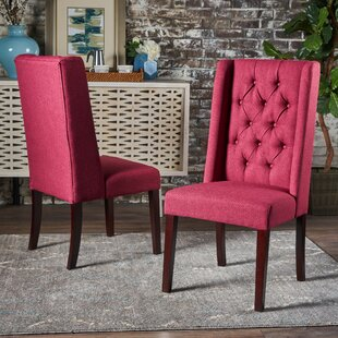 Grosse Upholstered Dining Chair (Set of 2)