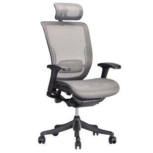Belafonte Mesh Desk Chair by Wade Logan