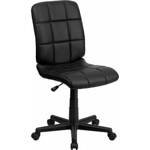 Ebern Designs Drinnon Mid-Back Swivel Office Chair