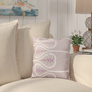 Hilde Floral Print Pillow