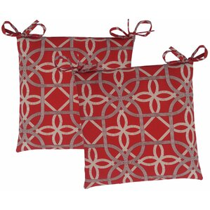 Chair Pads   Cushions You ll Love   Wayfair. Pink Dining Chair Cushions. Home Design Ideas