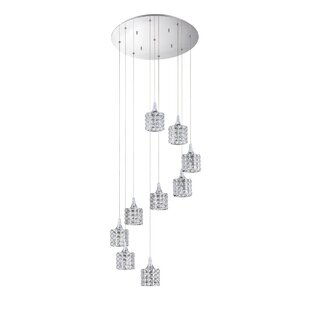 Lustra 9-Light Pendant by ..