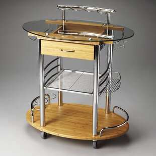 Sinclair Bar Cart by Wade Logan
