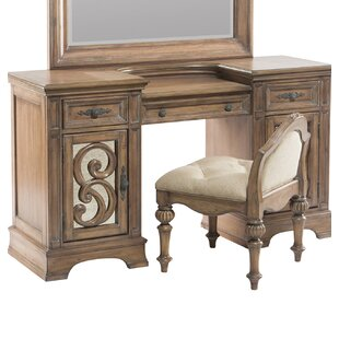 Centerton Vanity with Mirror by Fleur De Lis Living