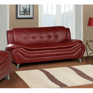 Machelle Modern Living Room Sofa