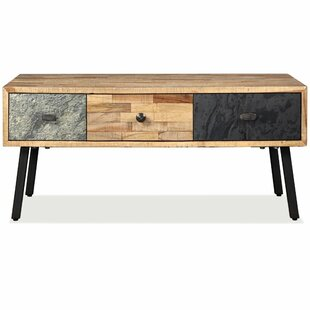 Quercia Coffee Table With Storage By Bloomsbury Market