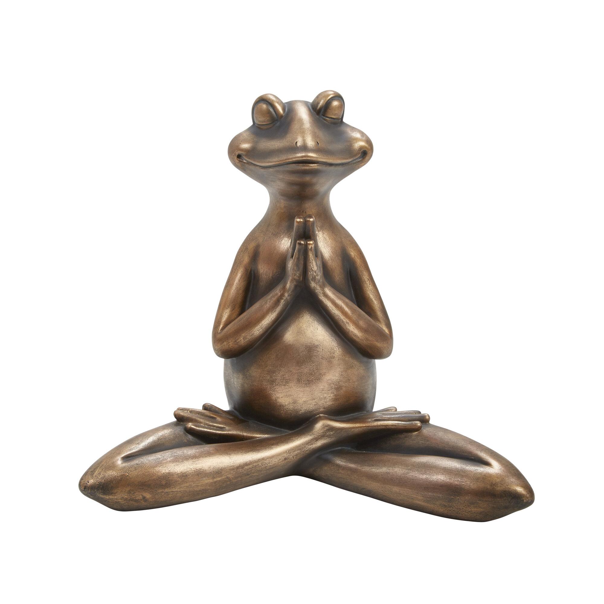 WOLF Blackened Bronze Handmade Figurine SALE!!