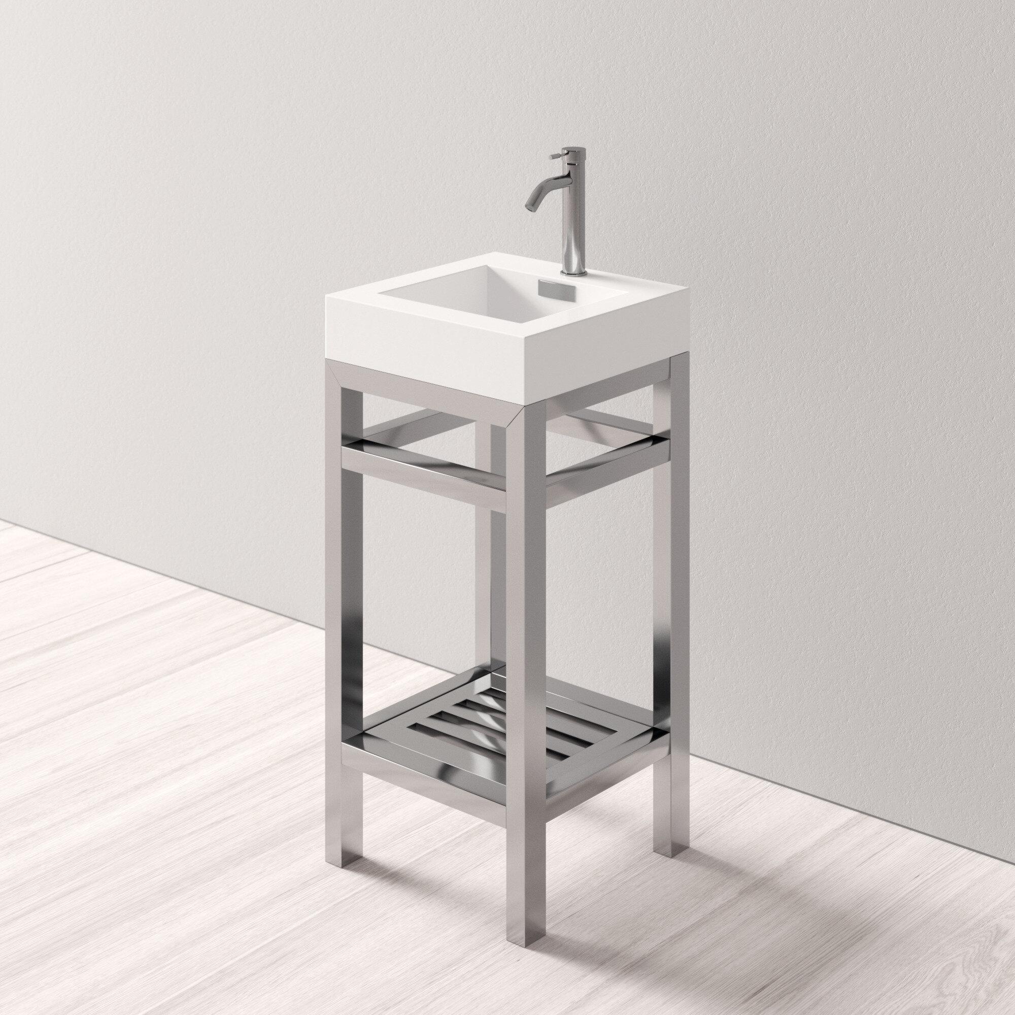 Prime Hammonton 16 Single Bathroom Vanity Set Theyellowbook Wood Chair Design Ideas Theyellowbookinfo