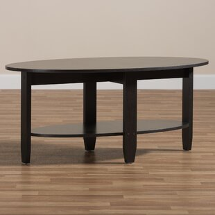 Astin Wooden Coffee Table by Wrought Studio Sale