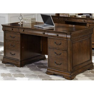 Darby Home Co Grunewald Jr Executive Desk