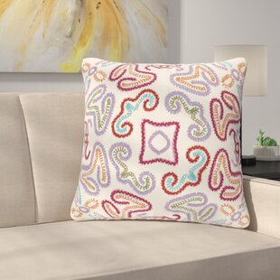 Oak Hill Cotton Throw Pillow Cover