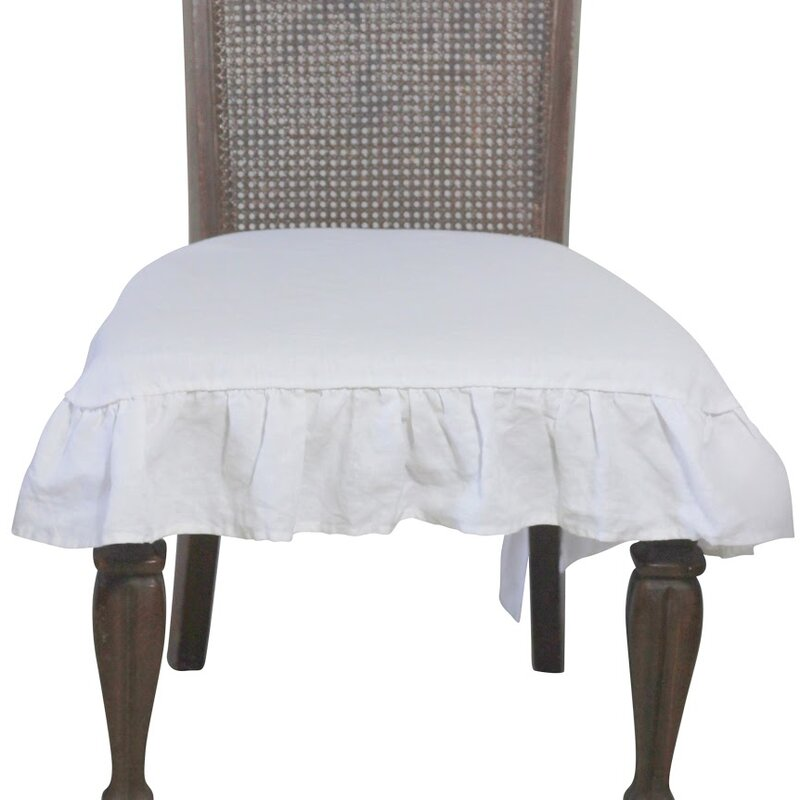 Ophelia Co Dining Chair Slipcover Reviews Wayfair