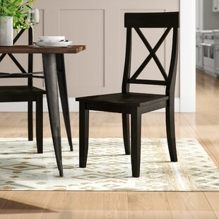 Gardner Solid Wood Dining Chair (Set of 2)