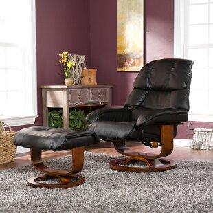Reviews Easter Standard Manual Swivel Recliner with Ottoman by Red Barrel Studio Reviews (2019) & Buyer's Guide