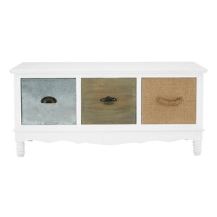 Fernandina Beach Coffee Table With Storage By Beachcrest Home