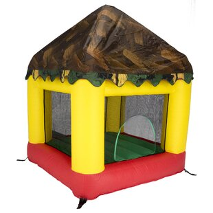 Bazoongi Kids Combo Bounce House